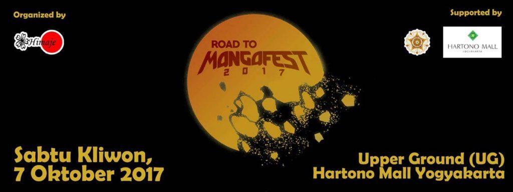 Yuk, Mengintip Keseruan Road to Mangafest 2017